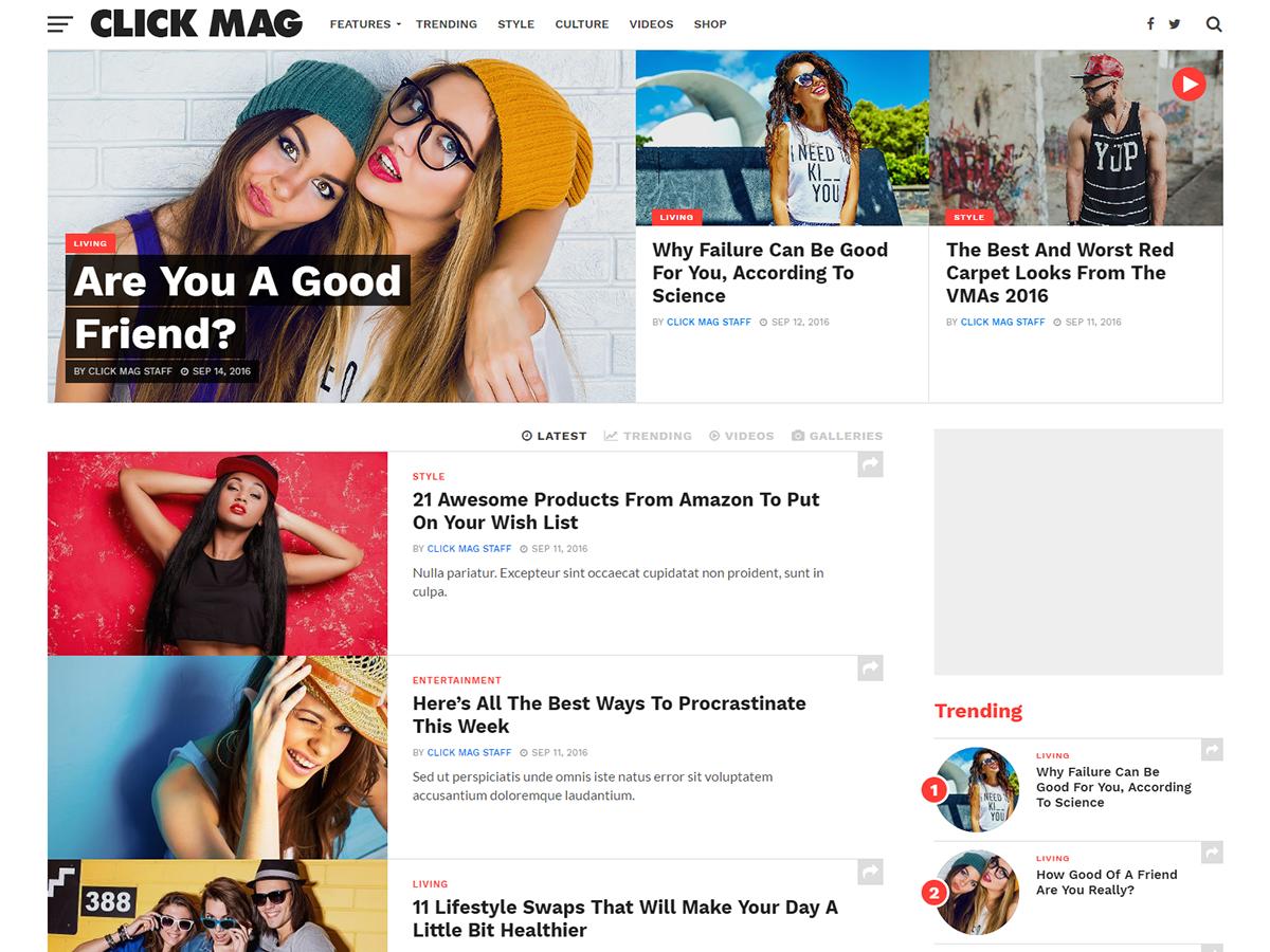 click mag