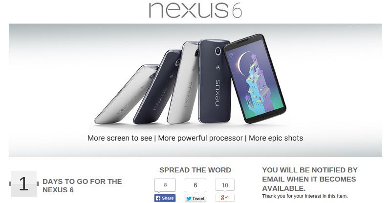 Nexus-6-Flipkart
