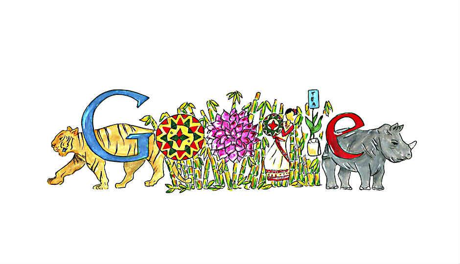 pune girl wins google s doodle4google contest