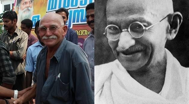 Gandhi Ji Alive