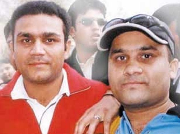 Jeevan Sharma & Virendra Sehwag( You Can't Tell Which One Is Real Sehwag)