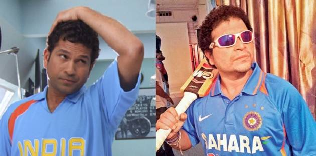 Sachin Tendulkar & His Fan