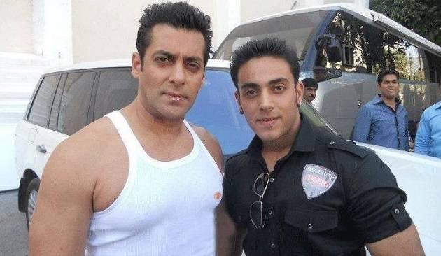 Salman Khan & His Body Double