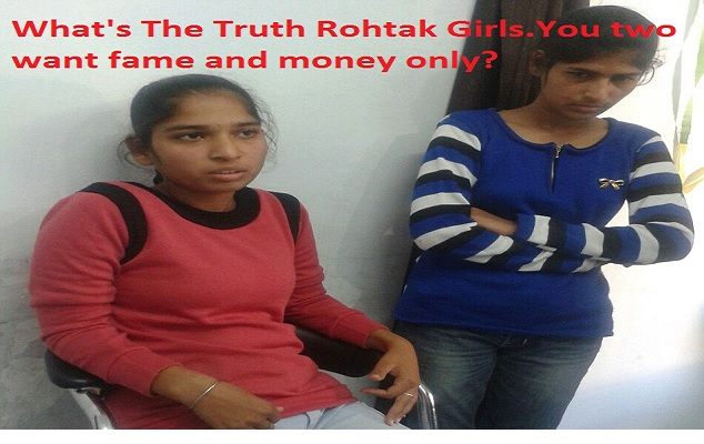 rohtak women The rohtak sisters viral video controversy involves a video that went viral on the social media in india in late  six women claiming to be passengers on the bus.
