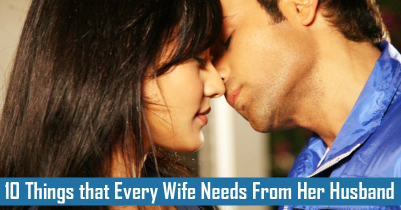 10 Things That Every Wife Desires From Her Husband - RVCJ Media