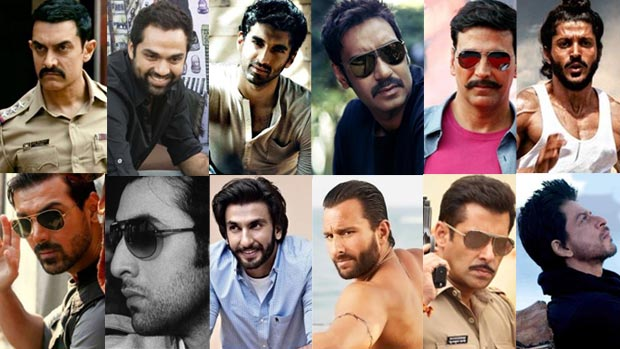 7 Best looking Bollywood Stars With Beard