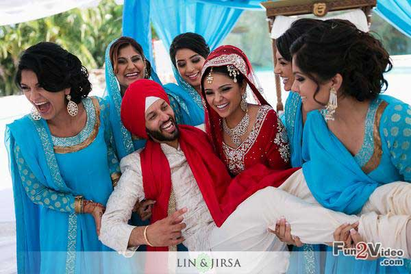 How To Be An Attention Seeker At An Indian Wedding