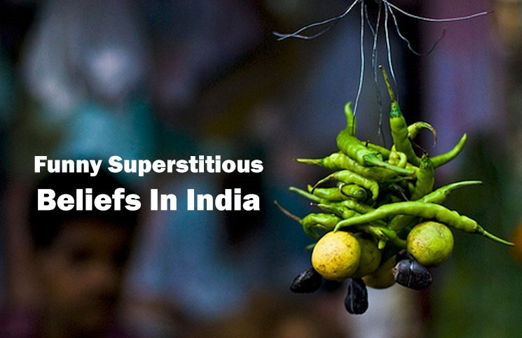 superstitions in india In india, superstitions are numerous and varied in nature our superstition of attaching sacredness to 'cow' is well-known world over.
