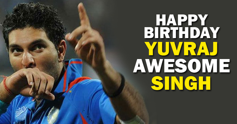 10 Reasons Why Every Indian Loves Yuvraj Singh