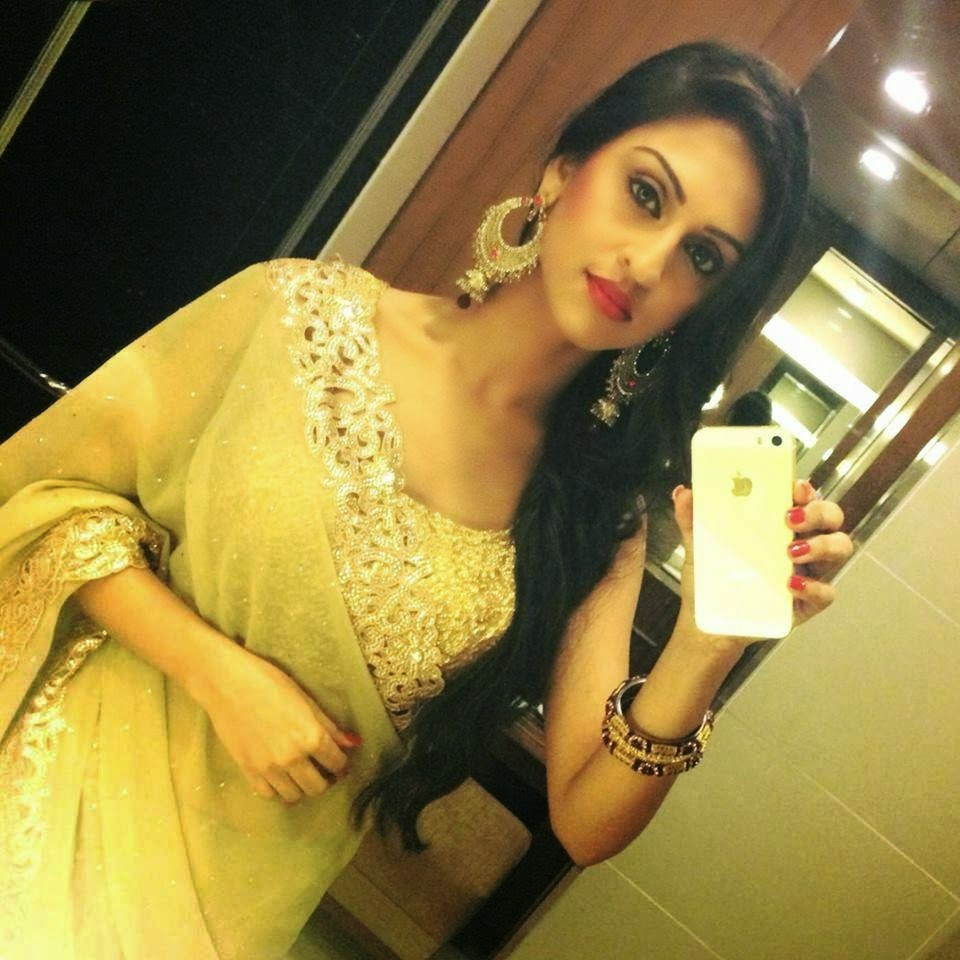 10 Selfies Of Indian TV Actress