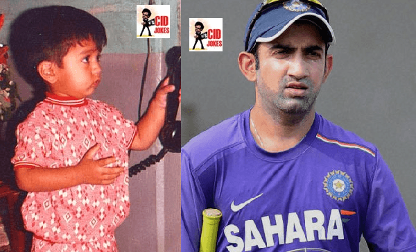 Childhood Pictures Of 10 Cricketers You May Have Never ...