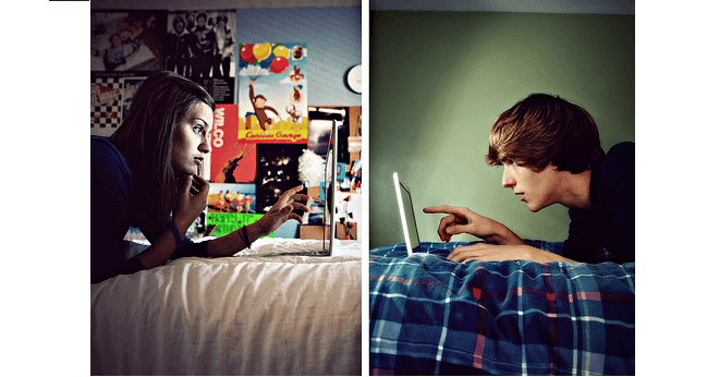 Romantic things to do online