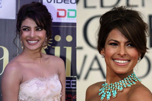 10 Popular Indian Celebrity Look Alikes In Hollywood