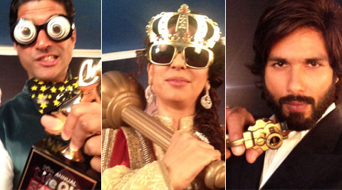 10 Funniest Selfies of Bollywood Celebs