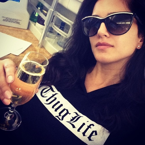 Thug life!! Lol in my cubical on the plane and loving it! Cheers all my creatures!!