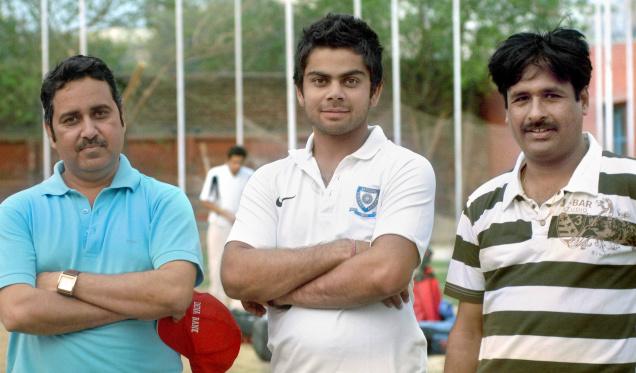 Under 19 Cricket team  Captain Virat Kohli
