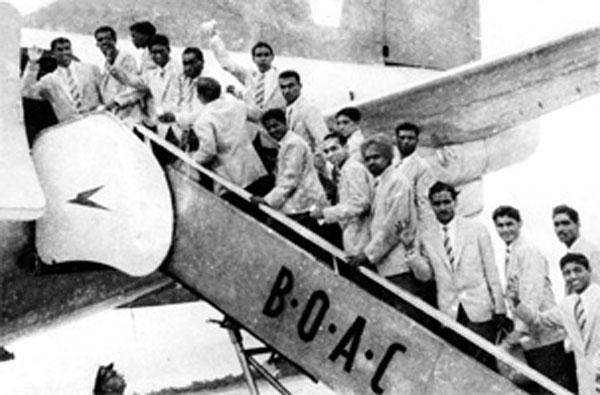 1950 WC Team