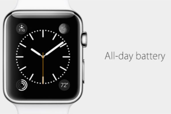 Apple's First Flagship Smartwatch