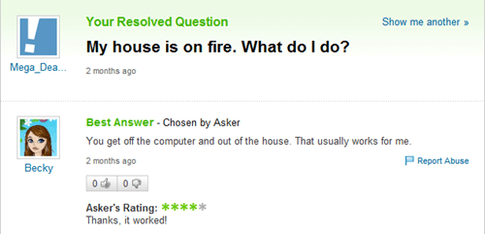 My-House-is-on-fire