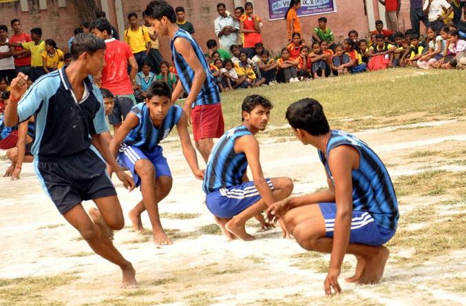 kho kho essay in hindi