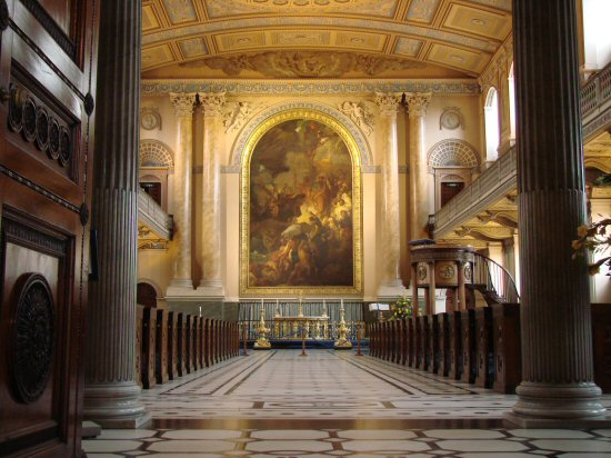 st pauls chapel