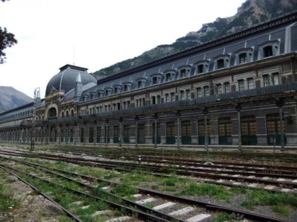 Canfranc Rail Station, Spain