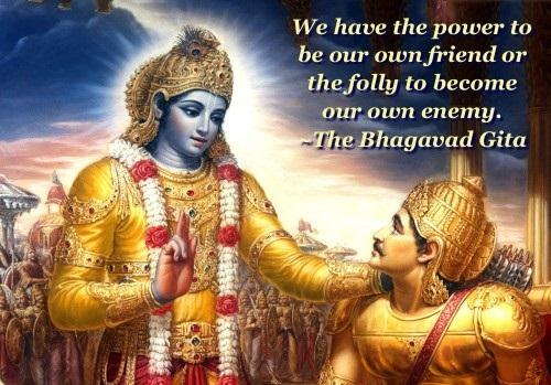 Positive-Thinking-Krishna-Arjuna-in-Gita-e1404741702122