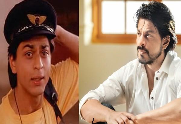 Shahrukh-Khan-Then-Now