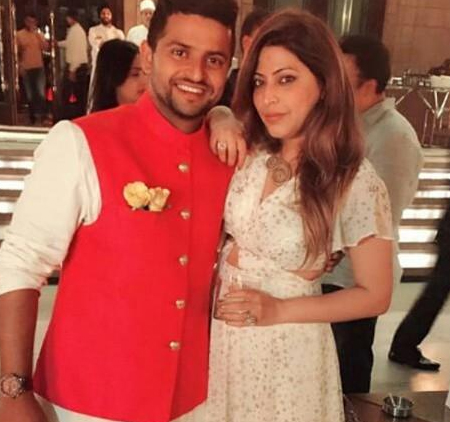 Suresh Raina Wedding 3
