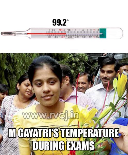 M Gayatri