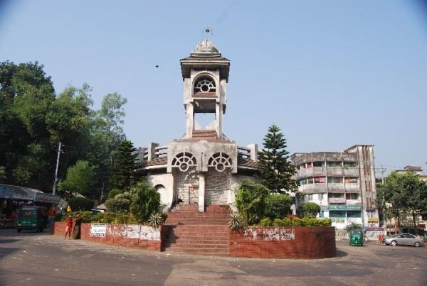 Cheragi Pahar Circle Chittagong