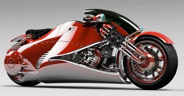 10 Coolest Bikes In The World That You Will Prefer Over