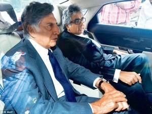 Mr. salve has even fought cases for Ratan Tata