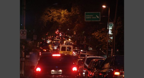 Sao Paulo, June 2009