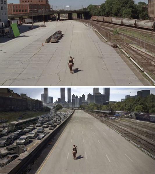 The Walking Dead LOMBOK