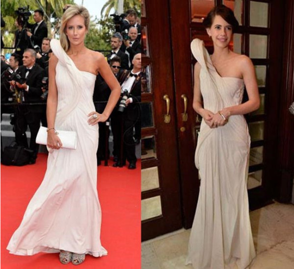 11-KALKI KOECHLAN AND LADY VICTORIA HERVEY IN GAURAV GUPTA COUTURE