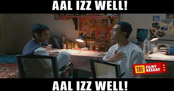All-izz-well-..-3-idiots-dialogues-memes - RVCJ Media