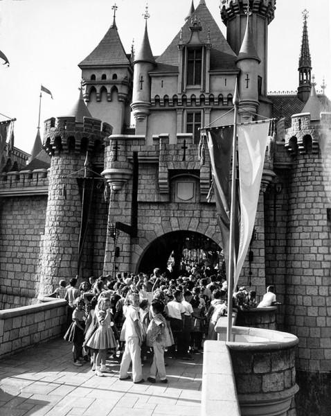 Disnleyland Opening Day (1955)