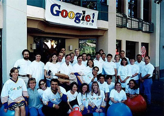 Google Team (1999)