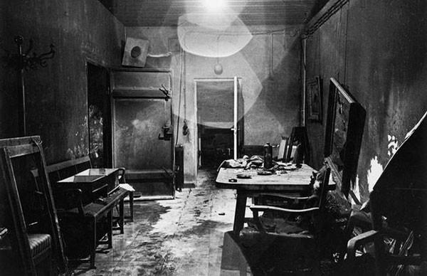 Hitler's Bunker (1945)