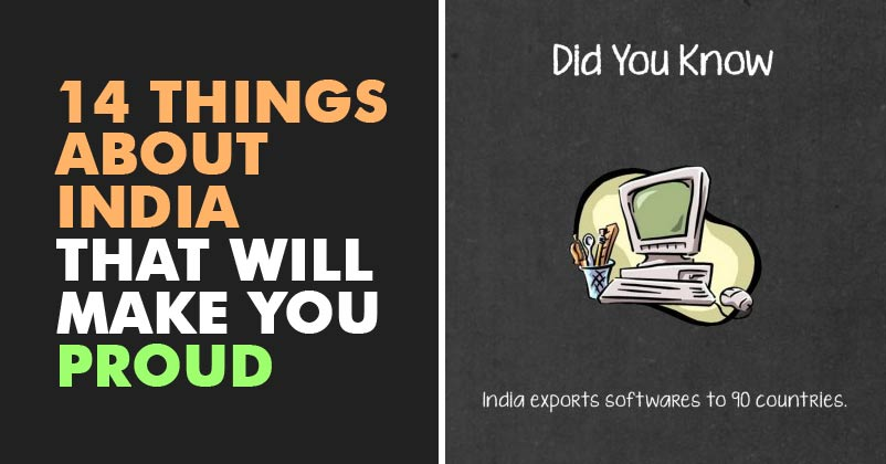 14 Things You Need To Know About Our Country India
