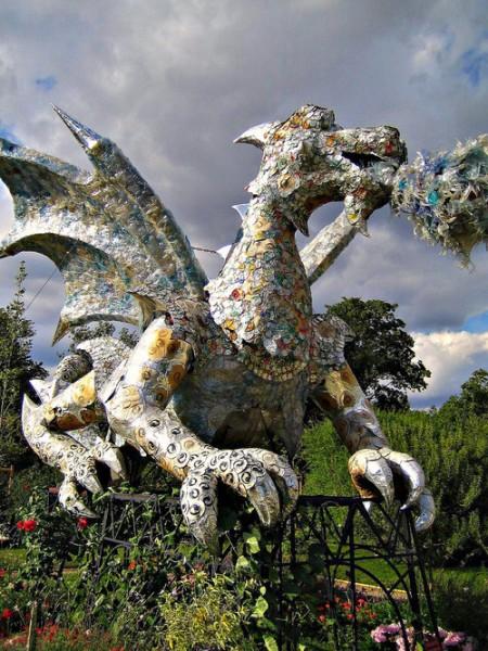 Soda Can Dragon