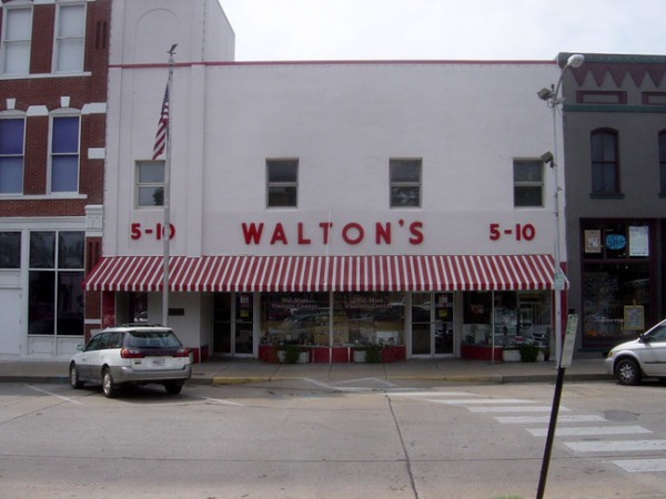 The First Ever Walmart (1962)
