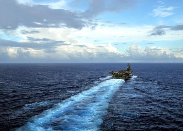 080927-N-7981E-099 PACIFIC OCEAN (Sept. 27, 2008)