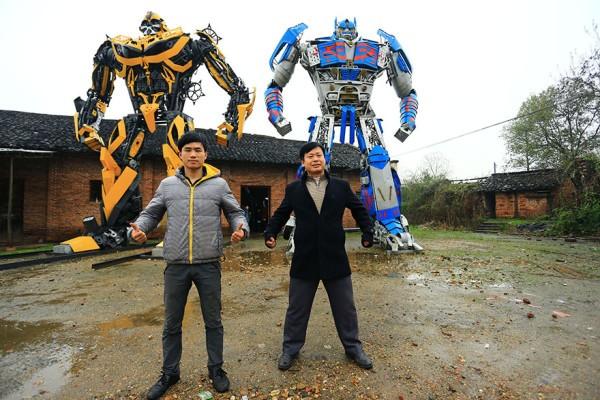 huge transformers