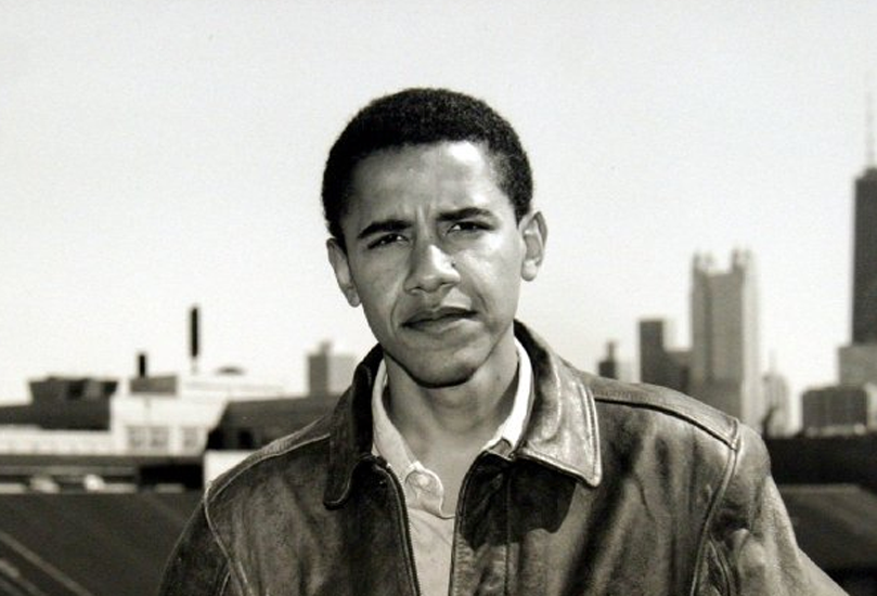 Obama As A Teenager
