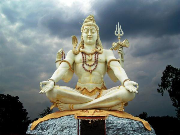 Basant-vana-Shiva