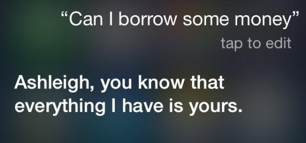 Funny-siri-can-i-borrow-money