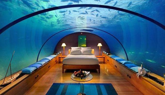 Underwater Hotels That Will Crave You To Visit There At Least Once