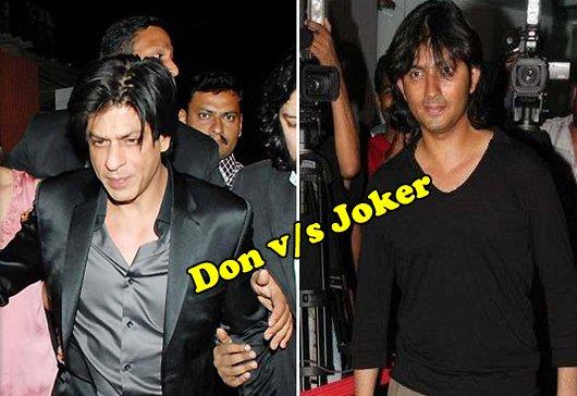 Shahrukh-Khan-Shirish-Kunder-fight-video